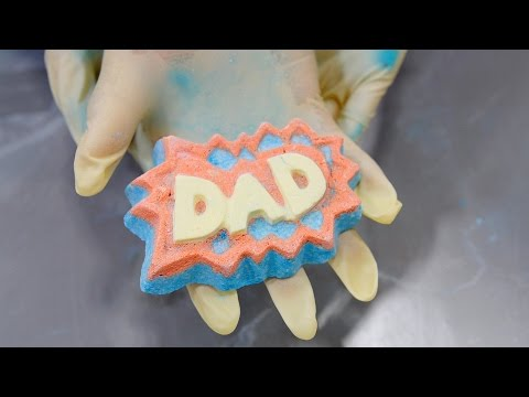 Thumbnail: Lush How It's Made: Superdad Bath Bomb