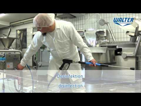 Cleaning Systems Food Industry