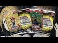 Opening Four Random Yugioh Booster Packs TCG After Locals