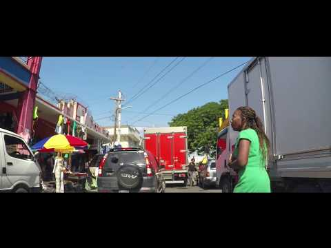 Orange Street, Downtown, Kingston, Jamaica