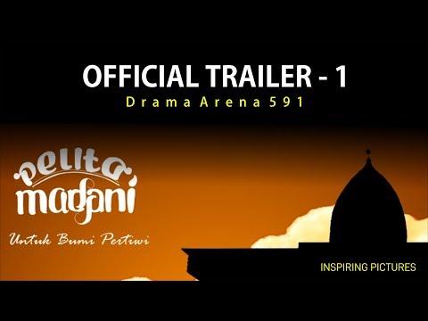 Drama Arena 591   Official Trailer 1 - Pelita Madani   Peringatan 90 Tahun Gontor