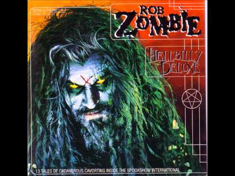 Rob Zombie - Dragula (Pitched Down)