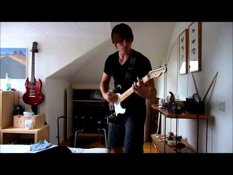 Billy Talent - Fallen Leaves (HQ Guitar Cover) [HD] with tabs