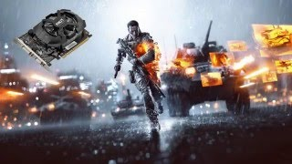 Battlefield 4 test GTX 650 1GB