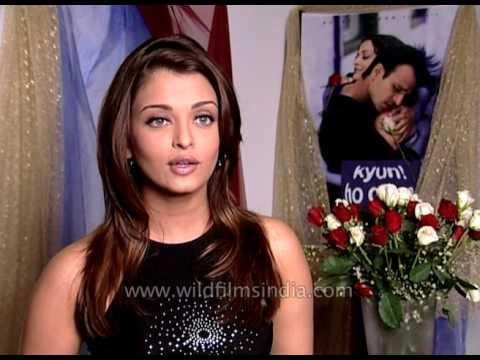 Aishwarya Rai speaks about her journey from modelling to acting