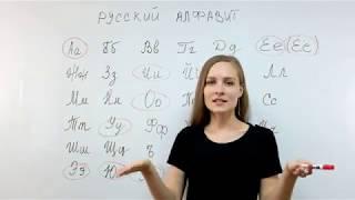 Русский язык для иностранцев. Урок 3. Звуки в русском языке