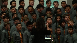"Lakeside Junior High - ""Christmas Extravaganza"" | Choir and Band"