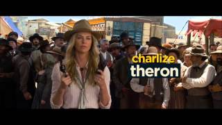 Pelicula - Movie  A Million Ways To Die In The West Official Trailer Preview HD 2014 Comedy