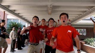 stanton college prep pep rally experience 2016