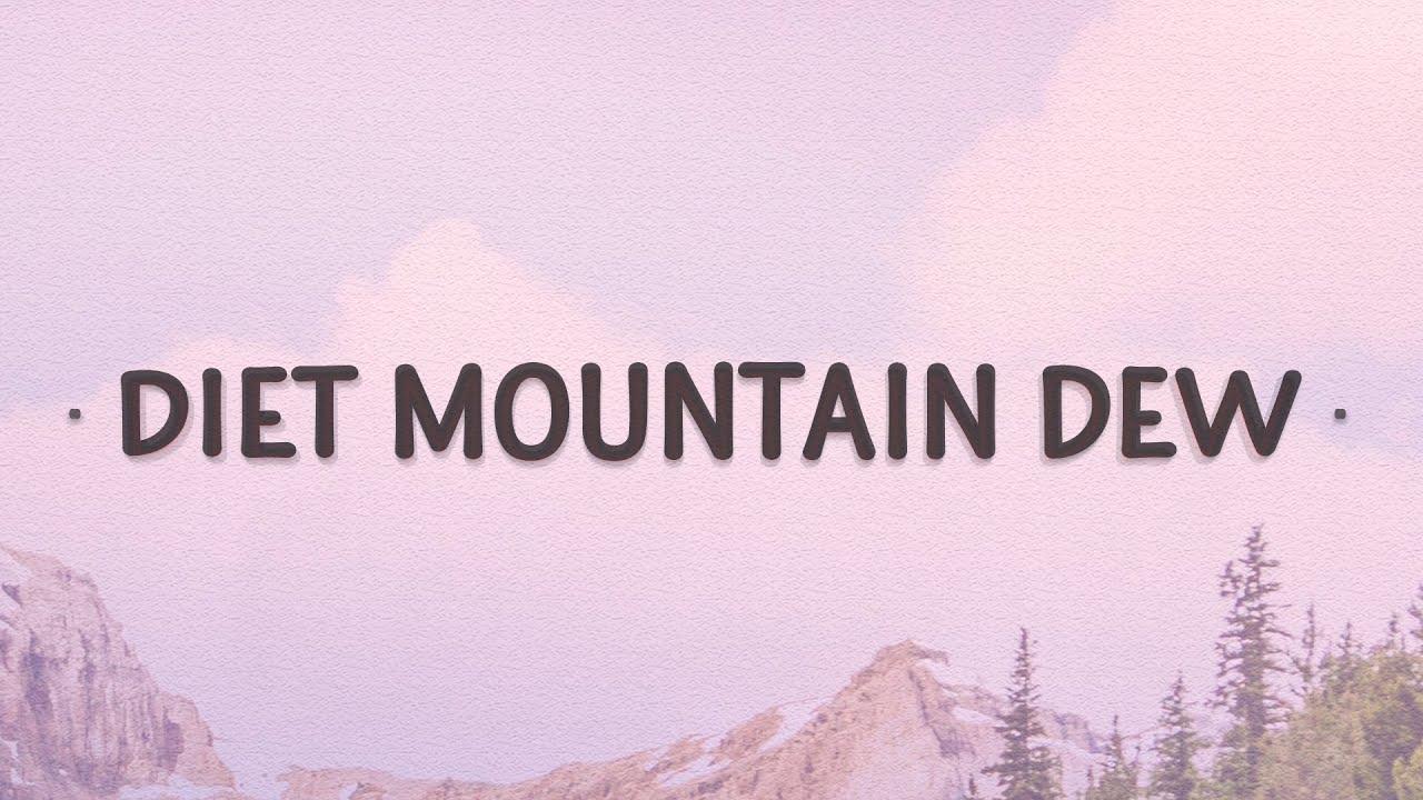Lana Del Rey - Diet Mountain Dew (Lyrics)