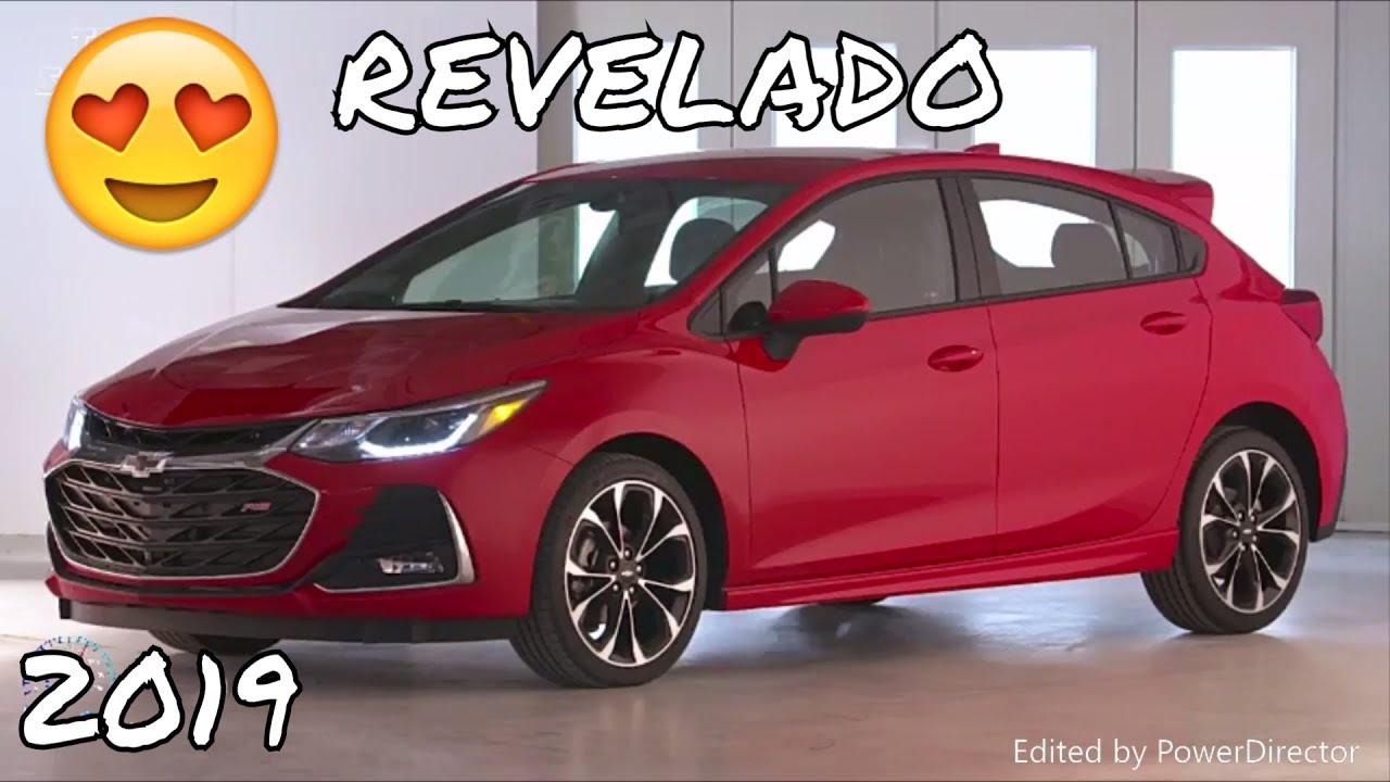 Chevrolet Cruze 2019 sedã e Cruze Sport6 Hatch 2019 são ...
