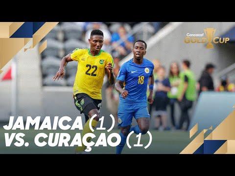Jamaica (1) vs. Curaçao (1) - Gold Cup 2019