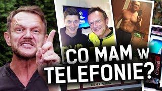 CO MAM W TELEFONIE? #1 Lewandowski, Nowy Jork, Siłownia