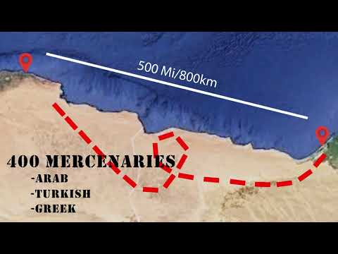 DFN: Marine Time Machine: Shores of Tripoli, The Battle of Derna, UNITED STATES, 04.26.2018