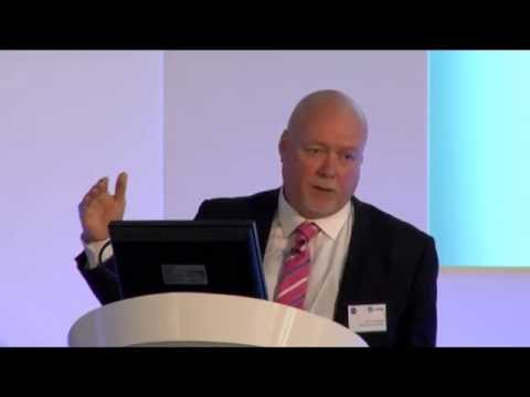 John Warrington | GS1 UK Healthcare Conference 2015
