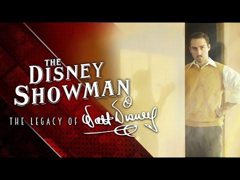 THE DISNEY SHOWMAN: The Legacy of Walt Disney