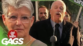Best Politician Pranks - Best of Just For Laughs Gags