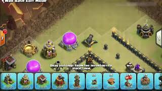 Th9 Weird But STRONG! WAR BASE | 5 REPLAY PROOF! (ANTi - AiR & GROUND)