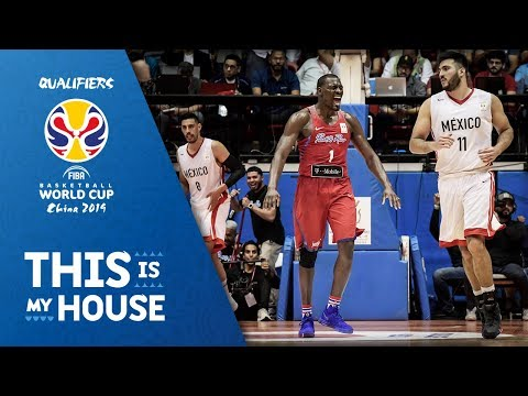 Puerto Rico v Mexico - Highlights - FIBA Basketball World Cup 2019 - Americas Qualifiers