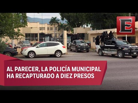 ÚLTIMA HORA: Reos escapan por túnel del penal de Ciudad Victoria, Tamaulipas