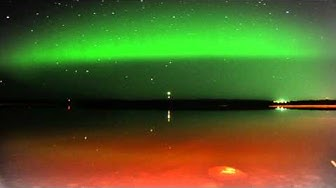 Northern lights - Rovaniemi 21.-22.10.2011
