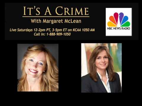 "NBC Radio March 30, 2013: ""It's a Crime"" with Margaret McLean re: Investment Fraud and Arbitration"