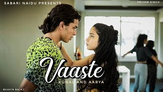 Vaaste Song | Cute Love Story | Dance Music Video | Dhvani Bhanushali, Tanishk Bagchi, Nikhil D.