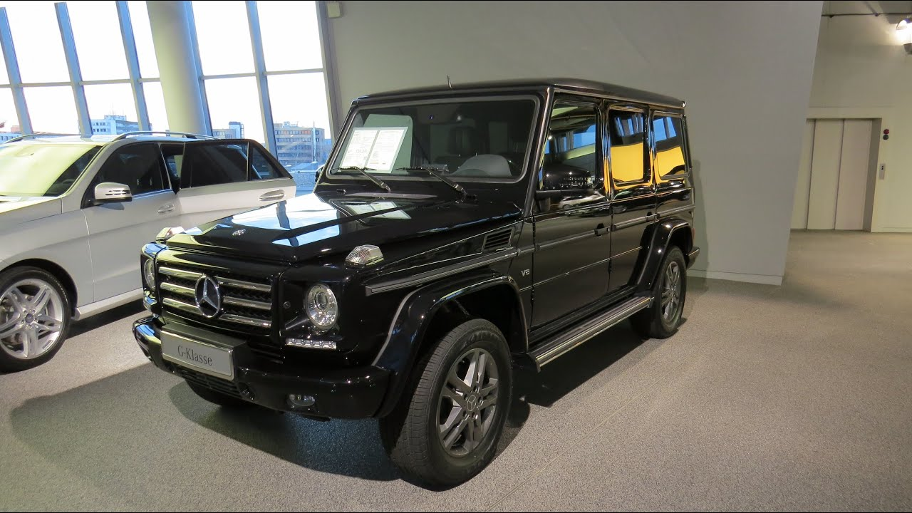 2015 mercedes benz g 500 l v8 youtube. Black Bedroom Furniture Sets. Home Design Ideas