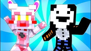 INTRODUCING PAPER PALS!!! (Minecraft Fnaf Daycare)