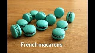 Makaron Nasıl Yapılır ? - Sadece 3 dk Çırpma - En Kolay Makaron Tarifi - French Macaron