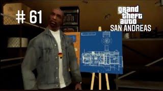 GTA San Andreas Walkthrought : # 61   تختيم لعبة قراند سان اندرياس الحلقة ٦١