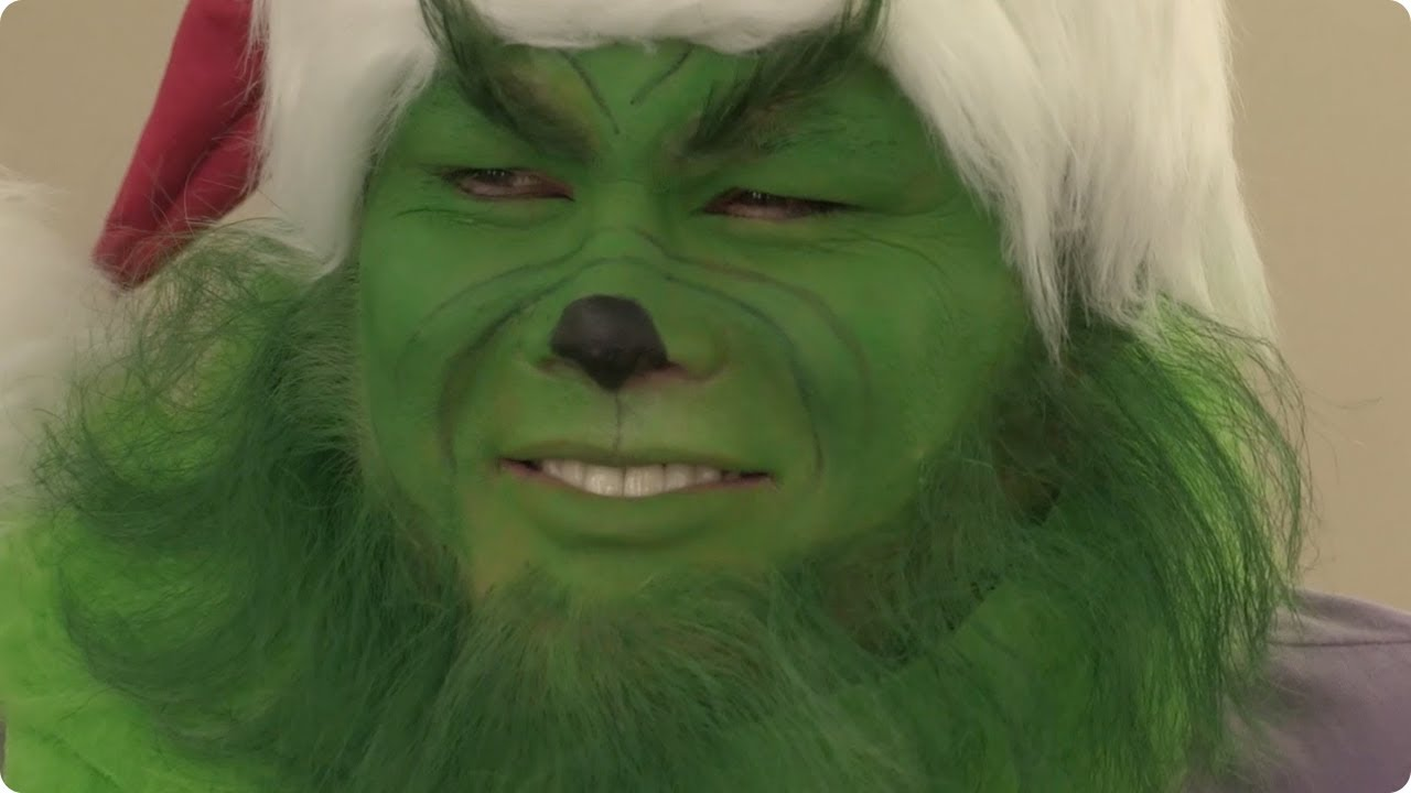 """... Beast"""" Labbett As the Grinch - Christmas Special - The Chase - YouTube"""
