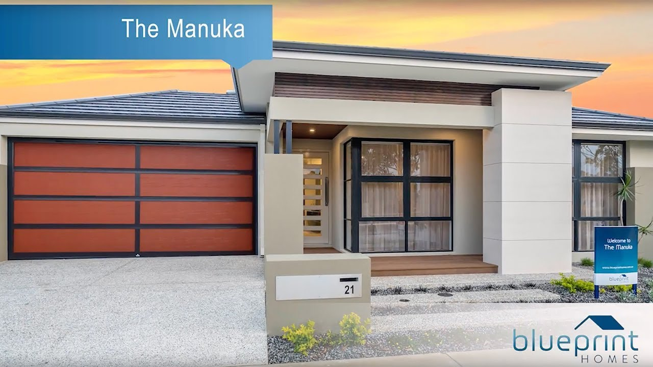 Blueprint homes the manuka display home perth youtube blueprint homes the manuka display home perth malvernweather Choice Image