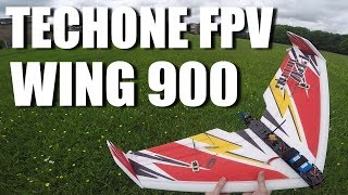 TechOne FPV Racing Wing 900