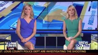 Ainsley Earhardt & Heather Childers 08-13-14