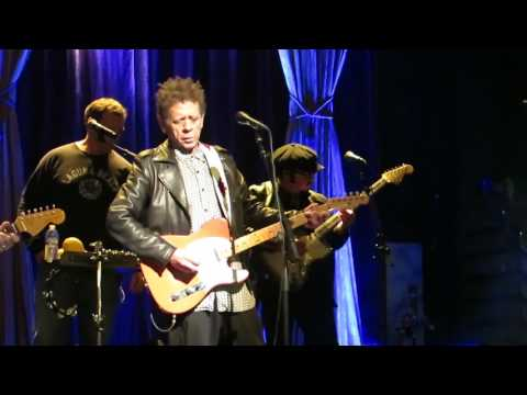 Feel Flows - Blondie Chaplin with Brian Wilson, Soundcheck for Pet Sounds 50th Anniversary Tour
