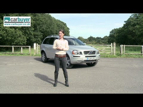 Volvo XC90 review - CarBuyer
