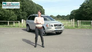 Volvo XC90 SUV review - CarBuyer