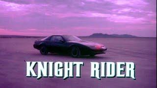 El coche fantástico (Knight Rider) Trailer Español - Voice by Manuel Naranjo