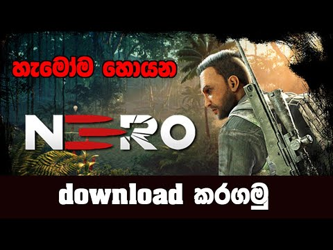 How to Download NERO sinhala PC GAME -- Game Play And Gaming Review in Sinhala thumbnail