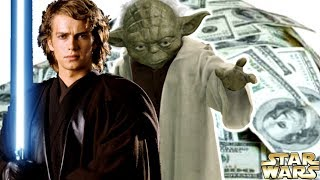 How The Jedi Made Their Fortune - Star Wars Explained