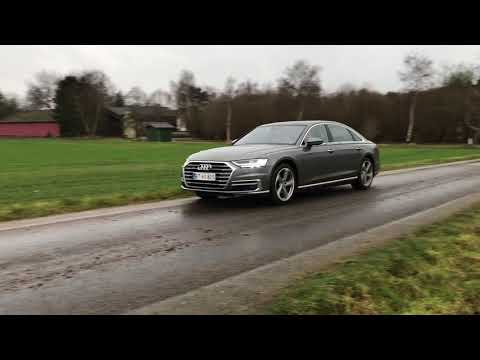 Test: Når Audis ingeniører går amok – ny Audi A8 (2018)
