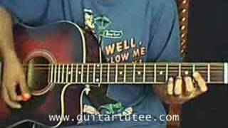 Tell Her (of Jesse McCartney, by www.GuitarTutee.com)