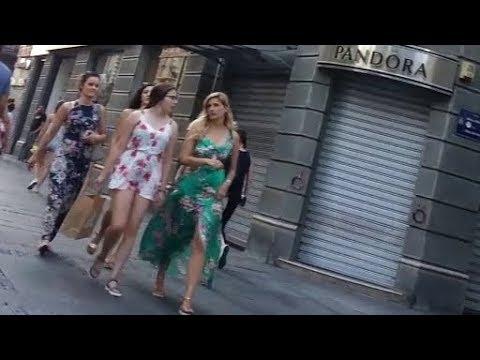 Sexy Girls in Serbia, street Maršala Birjuzova