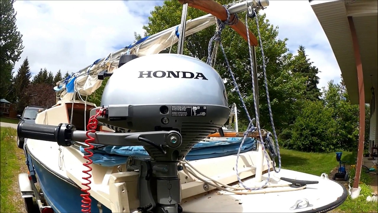 Honda Outboard Review, Honda 2 3