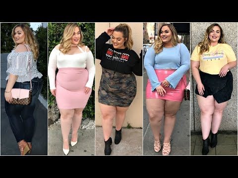 10+ Plus-Size Summer Outfit Ideas | Outfits Of The Week Ft. Fashion Nova, Forever 21, BooHoo & More!