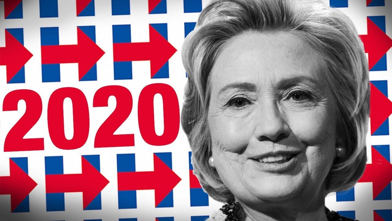 Демократы о выдвижении Хиллари Клинтон в 2020: «Она скорее выиграет в лотерею»