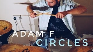 Adam F Circles, SAGE Drum Cover