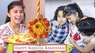 Papa By Chance Kids Arshifa Khan, Ishant Bhanushali, Siddharth Dubey Celebrates Raksha Bandhan
