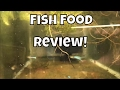 Fish Food Review Fish Freaks Plus Fish Unboxing from the auction Japanese Blue Guppy Fish